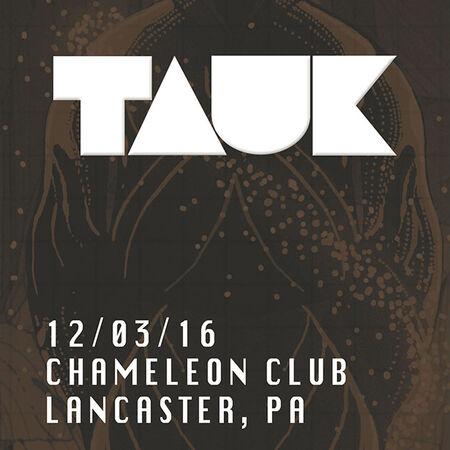 12/03/16 Chameleon Club, Lancaster, PA