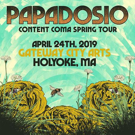 04/24/19 Gateway City Arts, Holyoke, MA