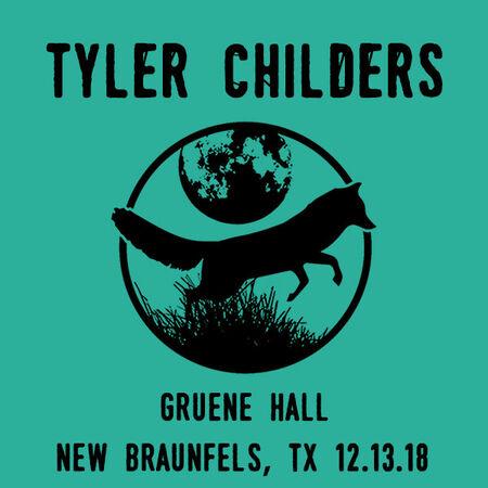 12/13/18 Gruene Hall, New Braunfels, TX