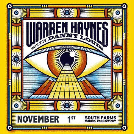 11/01/20 South Farms, Morris, CT