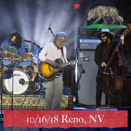10/16/18 Grand Sierra, Reno, NV
