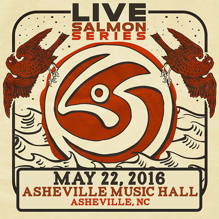 05/22/16 Asheville Music Hall, Asheville, NC