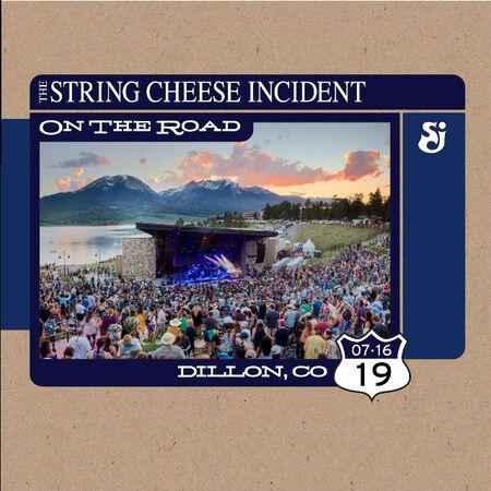 07/16/19 Dillon Amphitheater, Dillon, CO