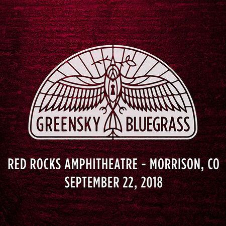09/22/18 Red Rocks, Morrison, CO