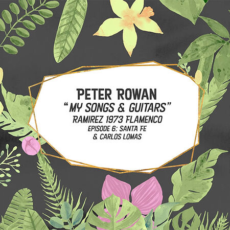 05/28/21 My Songs & Guitar Episode 6: Ramirez 1973 Flamenco, Marin County, CA