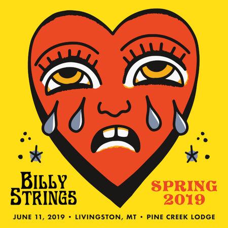 06/11/19 Pine Creek Lodge, Livingston, MT
