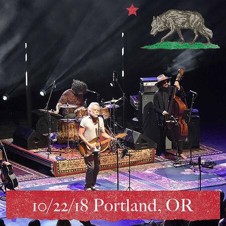 10/22/18 Keller Auditorium, Portland, OR