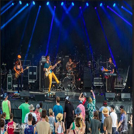 07/20/19 Jeezum Crow Festival, Jay Peak, VT