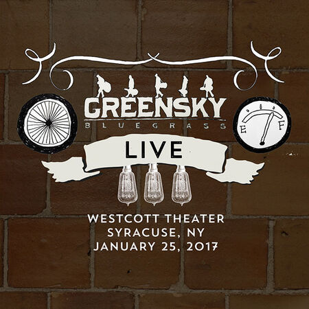 01/25/17 Westcott Theater, Syracuse, NY