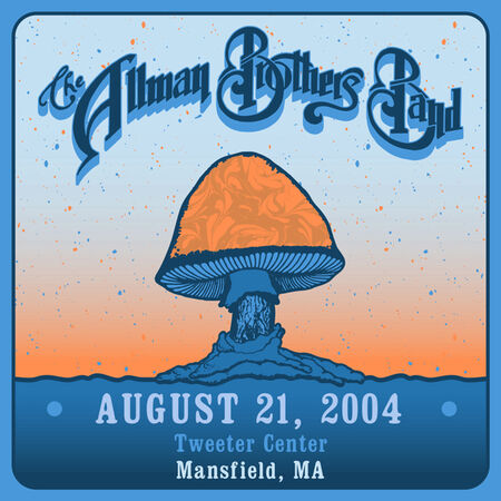 08/21/04 Tweeter Center , Mansfield, MA