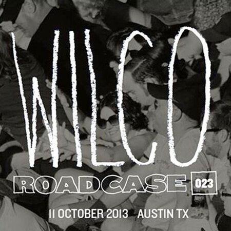 10/11/13 Stubb's Waller Creek Amphitheater, Austin, TX