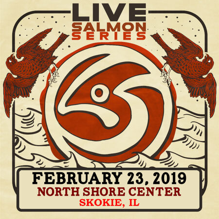 02/23/19 North Shore Center for The Performing Arts, Skokie, IL