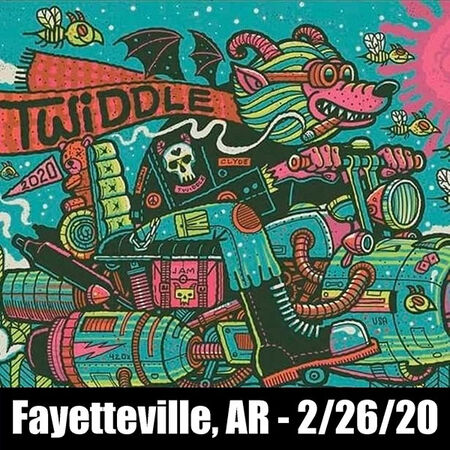 02/26/20 George's Majestic Lounge, Fayetteville, AR