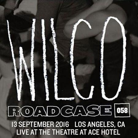 09/13/16 Theatre at Ace Hotel, Los Angeles, CA