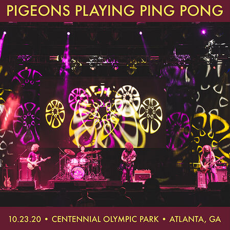 10/23/20 Centennial Olympic Park, Atlanta, GA