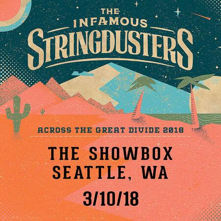 03/10/18 The Show Box, Seattle, WA