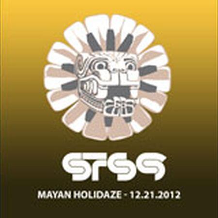 12/21/12 Mayan Holidaze, Tulum, MX