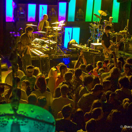 11/05/09 Paradise Rock Club, Boston, MA