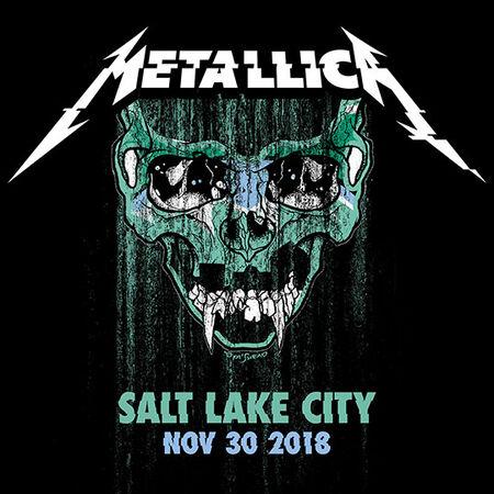 11/30/18 Vivint Smart Home Arena, Salt Lake City, UT