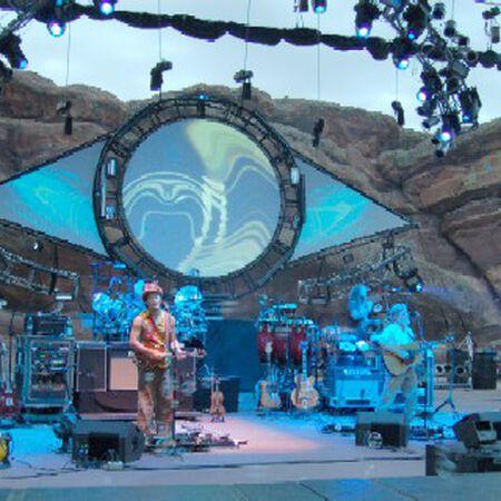 08/11/07 Red Rocks Amphitheatre, Morrison, CO
