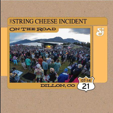 07/14/21 Dillon Amphitheater, Dillon, CO