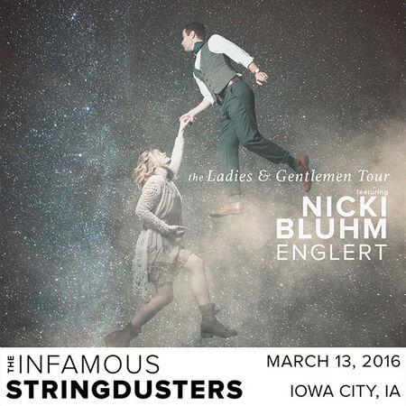 03/13/16 The Englert Theater, Iowa City, IA