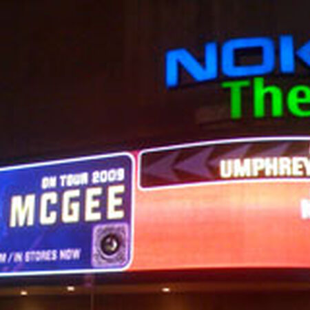 04/10/09 Nokia Theatre Times Square, New York, NY