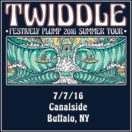 07/07/16 Canalside, Buffalo, NY