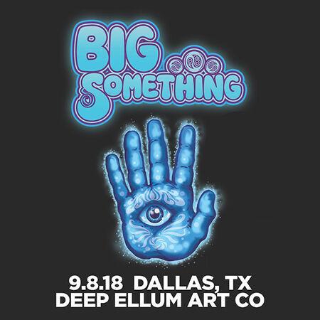 09/08/18 Deep Ellum Art Co, Dallas, TX