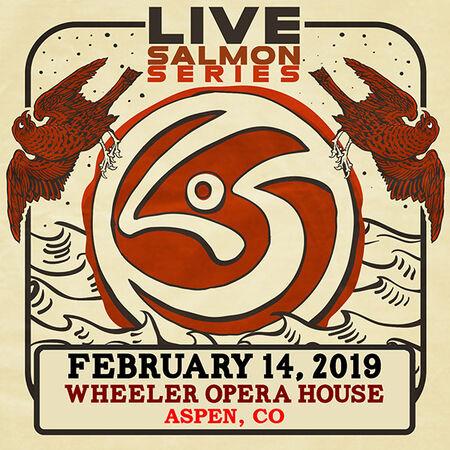 02/14/19 Wheeler Opera House, Aspen, CO