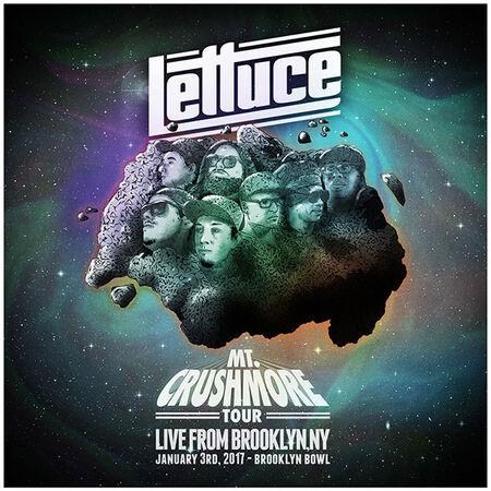 01/03/17 Brooklyn Bowl, Brooklyn, NY
