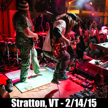 02/14/15 Grizzly's, Stratton Mountain, VT