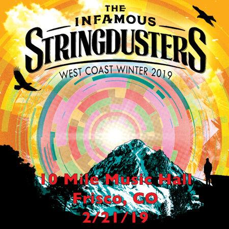 02/21/19 10 Mile Music Hall, Frisco, CO