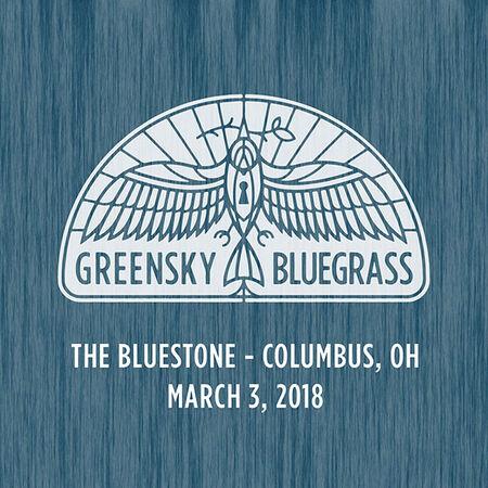 03/03/18 The Bluestone, Columbus, OH