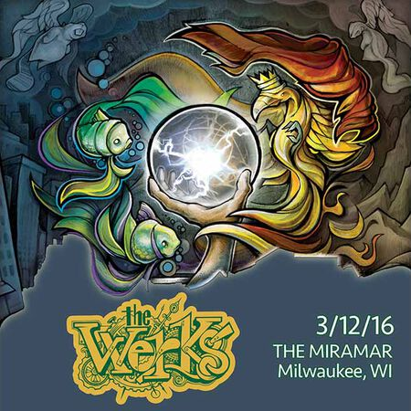 03/12/16 The Miramar Theater, Milwaukee, WI