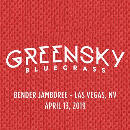 04/13/19 Bender Jamboree, Las Vegas, NV