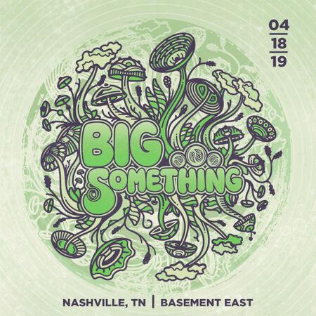 04/18/19 The Basement East, Nashville, TN