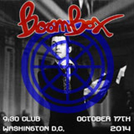 10/17/14 9:30 Club, Washington, DC