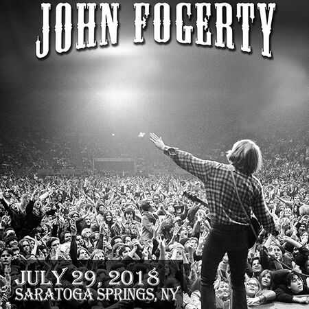 07/29/18 Saratoga Performing Arts Center, Saratoga Springs, NY
