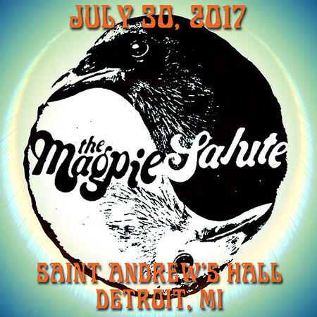 07/30/17 Saint Andrew's Hall, Detroit, MI