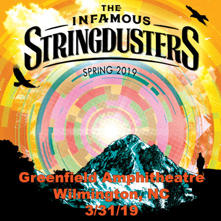 03/31/19 Greenfield Lake Amphitheatre, Wilmington, NC