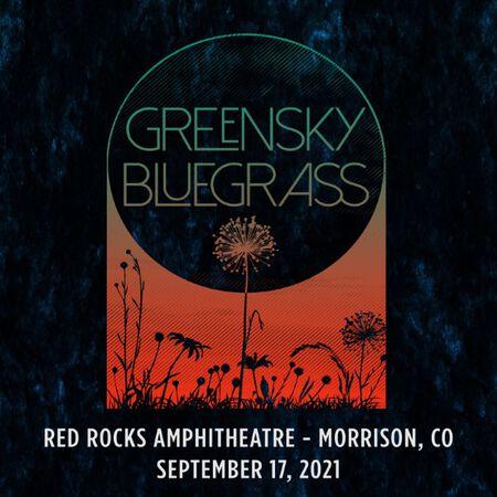 09/17/21 Red Rocks Amphitheatre, Morrison, CO
