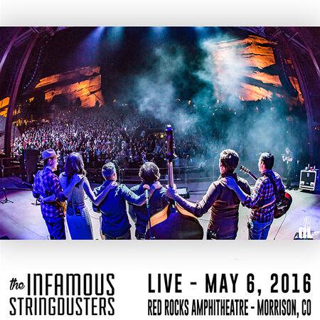 05/06/16 Red Rocks Amphitheatre, Morrison, CO