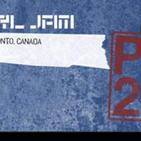 09/12/11 Air Canada Centre, Toronto, ON