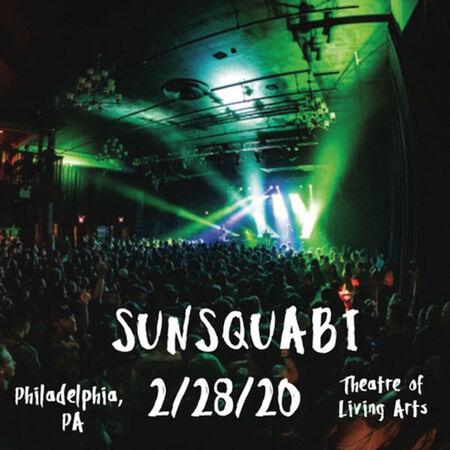 02/28/20 Theater Of Living Arts, Philadelphia, PA