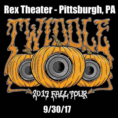 09/30/17 Rex Theater, Pittsburgh, PA