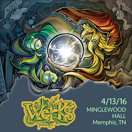 04/13/16 1884 Lounge at Minglewood Hall, Memphis, TN