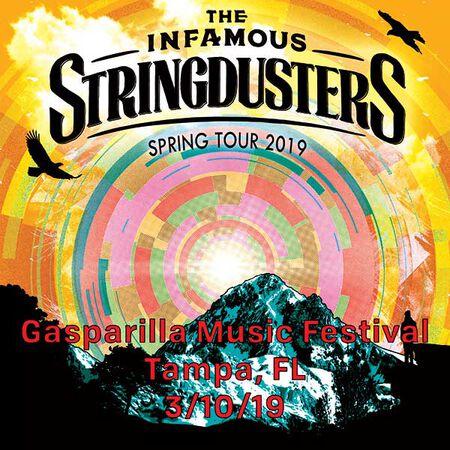 03/10/19 Gasparilla Music Festival, Tampa, FL