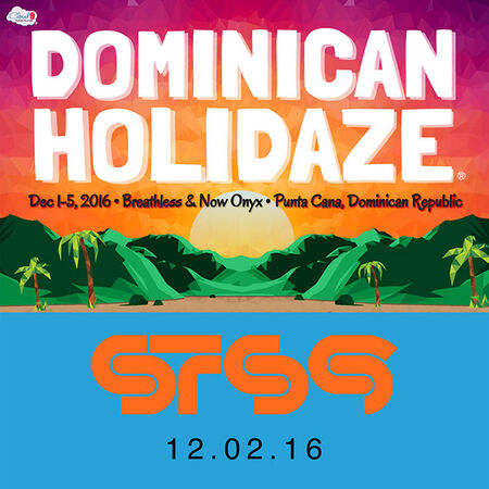 12/02/16 Dominican Holidaze, Punta Cana, DR