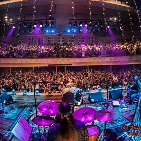 08/24/19 Ryman Auditorium, Nashville, TN